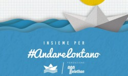 Telethon Andarelontano successo crowdfunding su ProduzionidalBasso