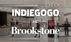 Indiegogo partnership Brookstone per vetrine nei punti vendita