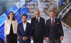 Accordo Binance e Borsa malta per lancio trading security token