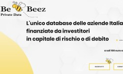 BeBeez lancia database delle imprese finanziate e news premium