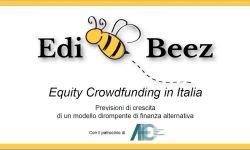Previsioni crescita equity crowdfunding in Italia 2018-2020