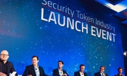 Security token industry launch event