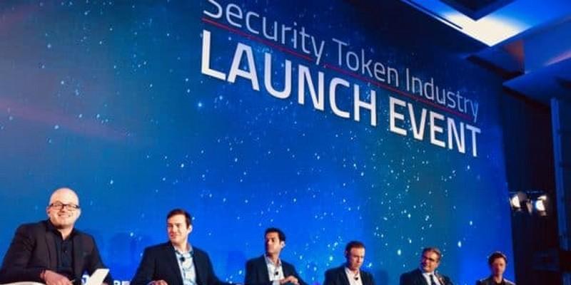 Security token industry launch event