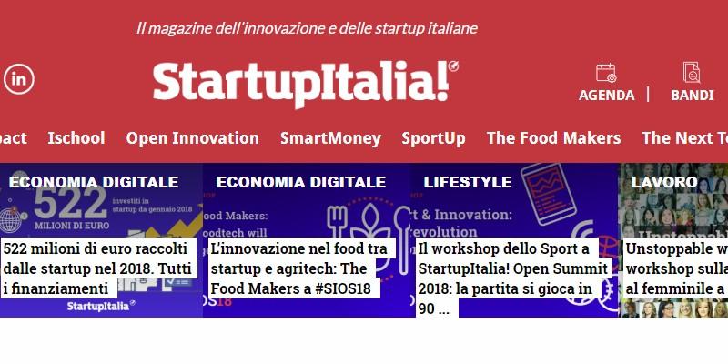 Startupitalia primo quotidiano online a lanciare campagna di equity crowdfunding in Italia