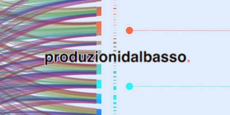 Il crowdfunding di ProduzionidalBasso raccoglie oltre 2m nel 2018 per quasi 1000 progetti