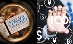 Consob consultazione pubblica su regolamento ICO in Italia