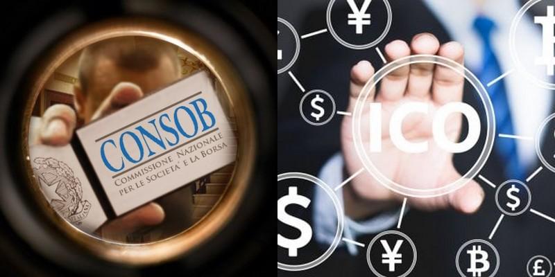 Consob pubblica una proposta per regolamentare le ICO in Italia