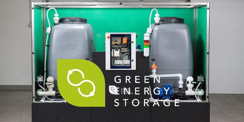 Green Energy Storage raccoglie 2 milioni nel round 2 su Mamacrowd