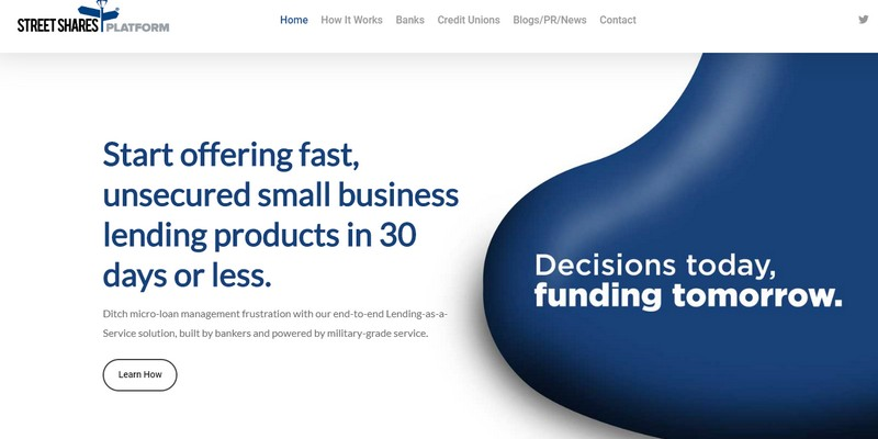 P2P lending per le PMI as a service per le banche