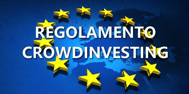 Regolamento UE crowdinvesting entro fine anno