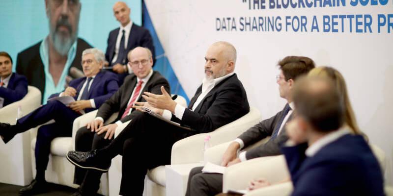 fintoken-la-nuova-legge-sulla-blockchain-albanese-e-stata-presentata-da-edi-rama-primo-ministro-consulcesi-800x533