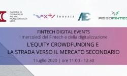 Convegno Innexta su equity crowdfunding e mercato secondario