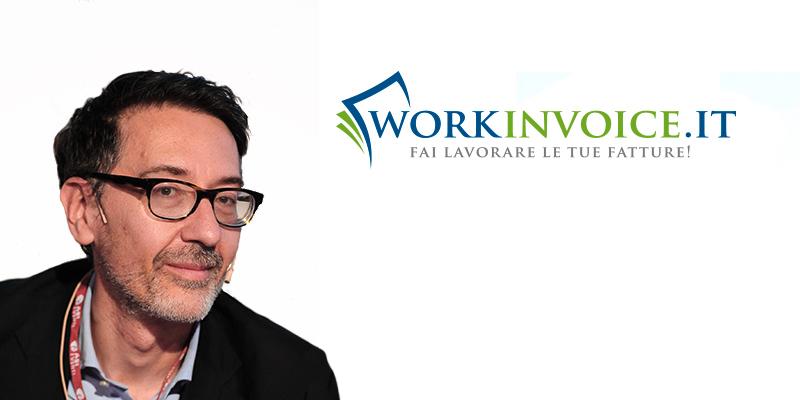 Matteo Tarroni, ad e fondatore di Workinvoice