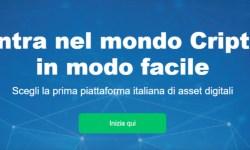 Cryptosmart nasce nuovo exchange italiano