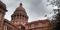 Texas State Capital Building in Austin