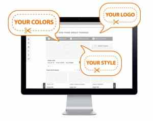 Mimoona Your Colors Your Logo Your Style