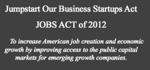JOBS Act 2012 Text