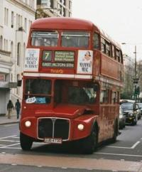 Double Decker Bus England UK