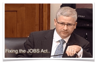 Patrick McHenry Fixing the JOBS Act