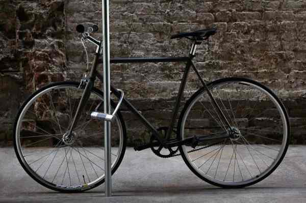 Skylock on a Bike