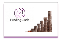 Funding Circle Stack of Coins