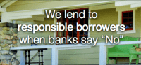 We Lend to Borrowers Privlo