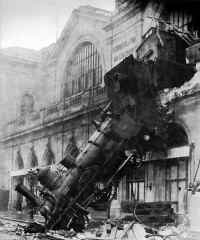 Train Wreck Demise Collapse Disaster