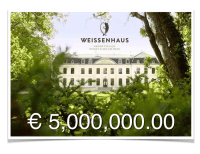 Weissenhaus at 5 million