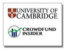 Cambridge University Crowdfund Insider