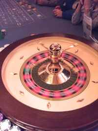 Roulette Gambling Games Chance Luck
