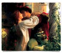 Kiss Romeo and Juliet Romance