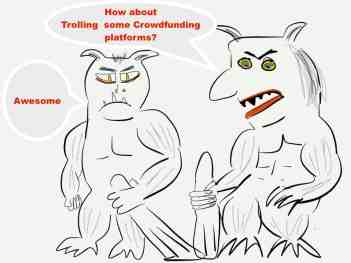 Patent Troll Crowdfunding