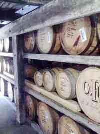 Bourbon Barrel Whiskey