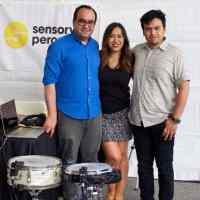 sensory percussion team