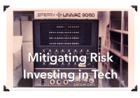 Mitigating Risk investing in Technology