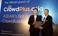 CrowdPlus.Asia Luanch