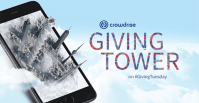 Crowdrise Giving Tower