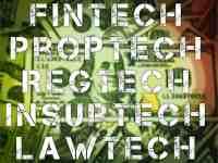 FIntech Proptech Regtech Insurtech Lawtech