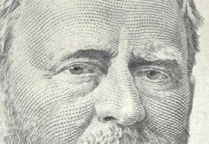 Grant Money Eyes Dollars