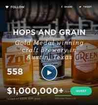 Hops & Grain at one million