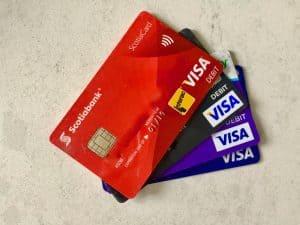 Visa Credit Cards Debit Cards