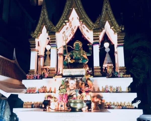 Shrine Bangkok Thailand