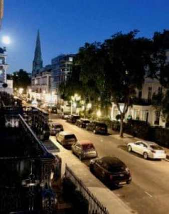 Kensington Chelsea London UK Street Real Estate Property