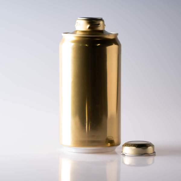 750ml (25.4 FL OZ) CUSTOM Decorated Twistee Crowler® – 570 Cans
