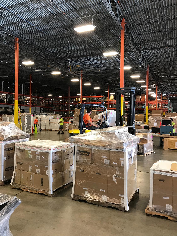 MIA warehouse