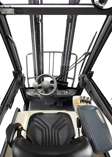 Electric Manual Forklift