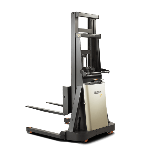 small resolution of crown s b series manual pallet stacker