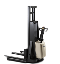 crown m series walkie pallet stacker [ 1140 x 1100 Pixel ]