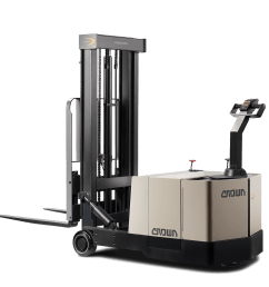 crown wb series walkie counterbalance stacker [ 1140 x 1100 Pixel ]