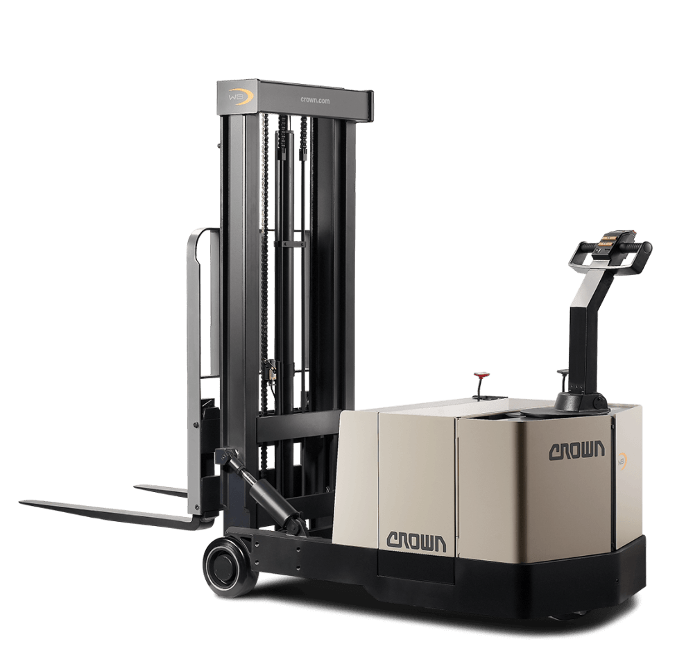 medium resolution of crown wb series walkie counterbalance stacker